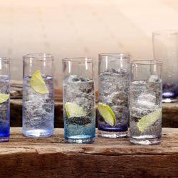 Gin og Tonic glas