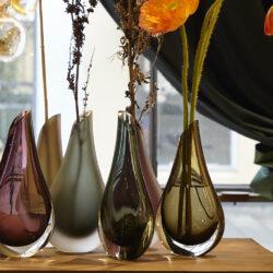 Dråbe vaser
